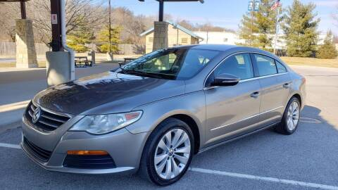 2012 Volkswagen CC for sale at Nationwide Auto in Merriam KS