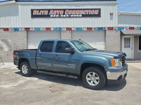 2012 GMC Sierra 1500 for sale at Elite Auto Connection in Conover NC