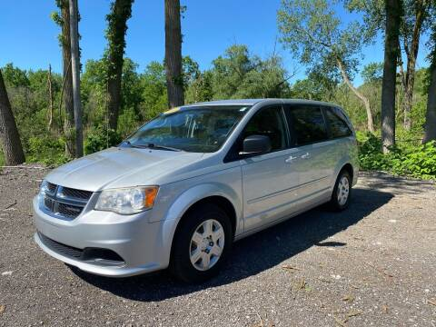 2011 Dodge Grand Caravan for sale at GABBY'S AUTO SALES in Valparaiso IN