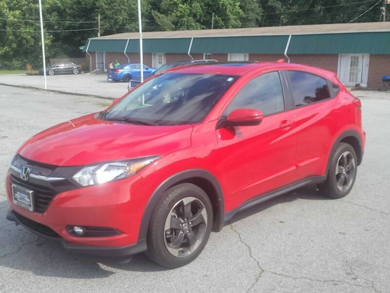 2018 Honda HR-V for sale at 5 Starr Auto in Conyers GA