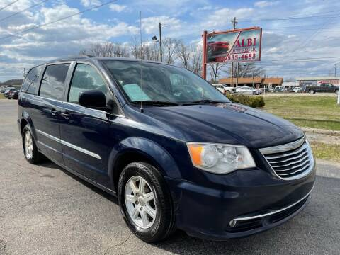 2012 Chrysler Town and Country for sale at Albi Auto Sales LLC in Louisville KY