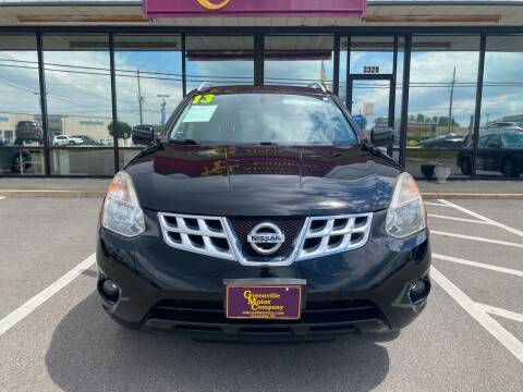 2013 Nissan Rogue for sale at East Carolina Auto Exchange in Greenville NC