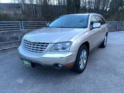 2006 Chrysler Pacifica for sale at Zipstar Auto Sales in Lynnwood WA