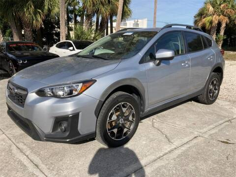 2018 Subaru Crosstrek for sale at Florida Fine Cars - West Palm Beach in West Palm Beach FL