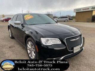 2018 Chrysler 300 for sale at BELOIT AUTO & TRUCK PLAZA INC in Beloit KS