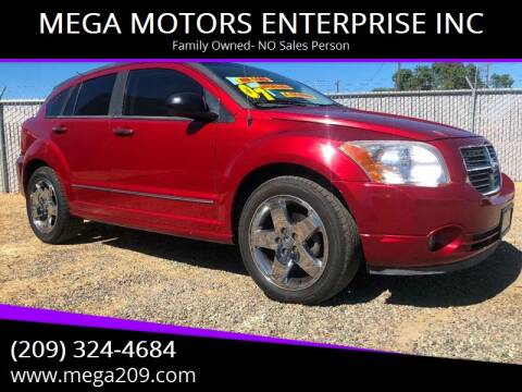 2007 Dodge Caliber for sale at MEGA MOTORS ENTERPRISE INC in Modesto CA