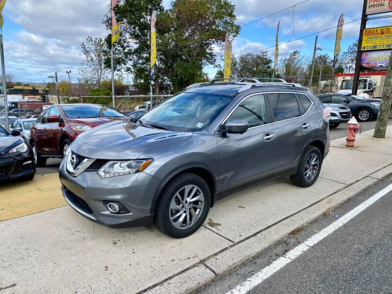 2016 Nissan Rogue for sale at JR Used Auto Sales in North Bergen NJ