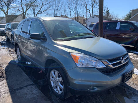 2011 Honda CR-V for sale at Charles and Son Auto Sales in Totowa NJ