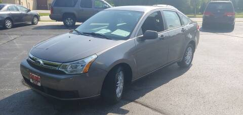 2011 Ford Focus for sale at PEKARSKE AUTOMOTIVE INC in Two Rivers WI