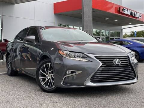 2017 Lexus ES 350 for sale at Gravity Autos Roswell in Roswell GA