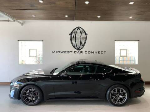 2019 Ford Mustang for sale at Midwest Car Connect in Villa Park IL