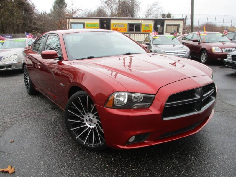2014 Dodge Charger for sale at Unlimited Auto Sales Inc. in Mount Sinai NY
