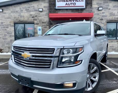 2015 Chevrolet Suburban for sale at GREENVILLE AUTO & RV in Greenville WI