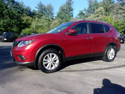 2015 Nissan Rogue for sale at Mark's Discount Truck & Auto in Londonderry NH