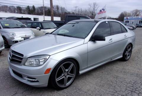 2010 Mercedes-Benz C-Class for sale at Top Line Import in Haverhill MA