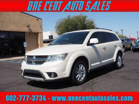 2015 Dodge Journey for sale at One Cent Auto Sales in Glendale AZ