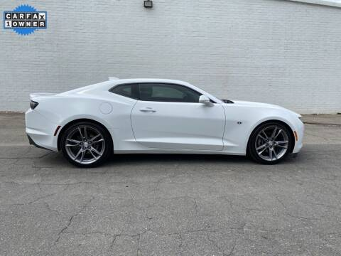 2019 Chevrolet Camaro for sale at Smart Chevrolet in Madison NC