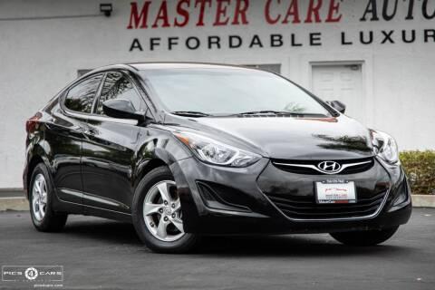 2015 Hyundai Elantra for sale at Mastercare Auto Sales in San Marcos CA