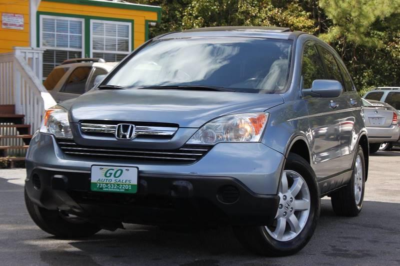 2007 Honda CR-V for sale at Go Auto Sales in Gainesville GA