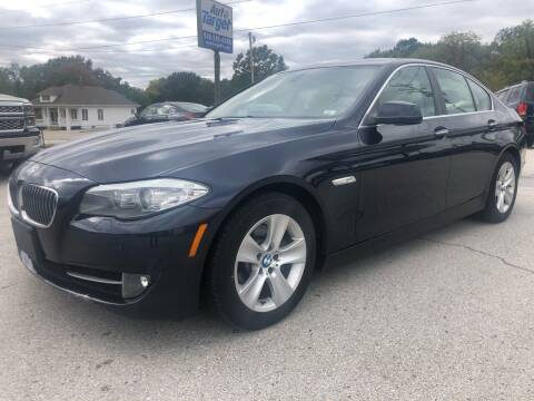 2011 BMW 5 Series for sale at Auto Target in O'Fallon MO