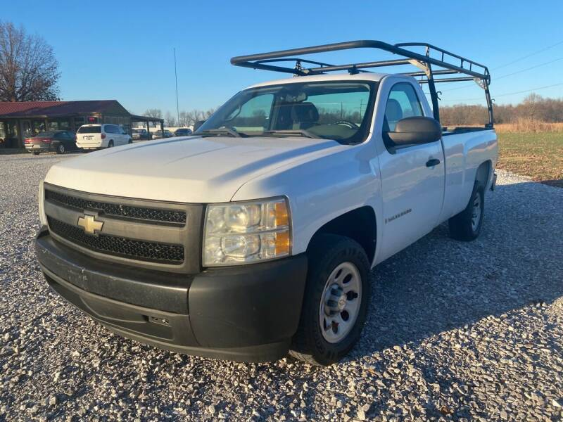 2008 Chevrolet Silverado 1500 for sale at Champion Motorcars in Springdale AR