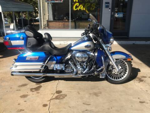2009 Harley-Davidson flhtcu ultra classic for sale at The Auto Lot and Cycle in Nashville TN