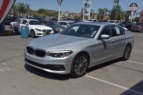 2017 BMW 5 Series for sale at Choice Motors in Merced CA
