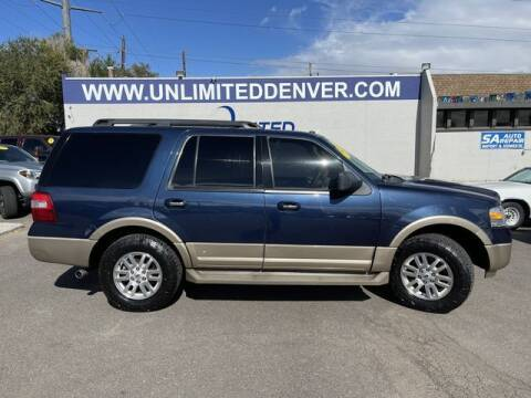 2013 Ford Expedition for sale at Unlimited Auto Sales in Denver CO