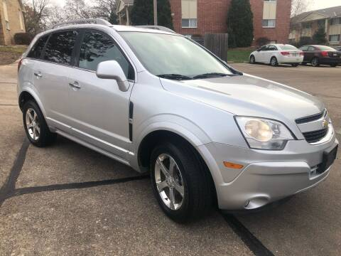 2012 Chevrolet Captiva Sport for sale at Wyss Auto in Oak Creek WI