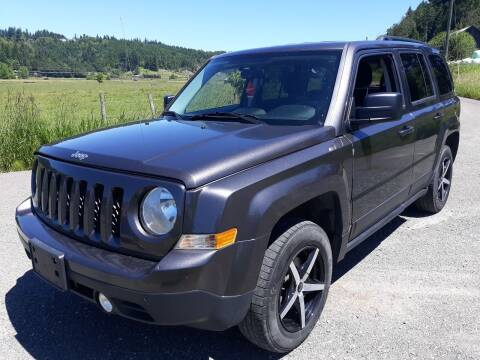 2015 Jeep Patriot for sale at State Street Auto Sales in Centralia WA