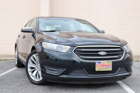 2014 Ford Taurus for sale at El Compadre Trucks in Doraville GA