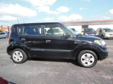 2010 Kia Soul for sale at United Auto Sales in Oklahoma City OK