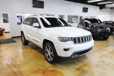 2018 Jeep Grand Cherokee for sale at RPT SALES & LEASING in Orlando FL