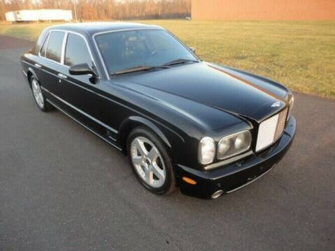 2004 Bentley Arnage for sale at NJ Enterprises in Indianapolis IN