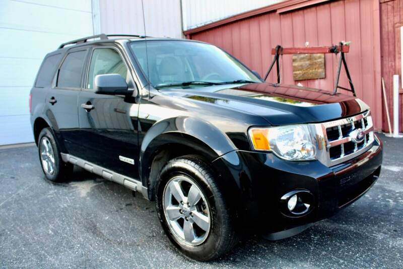 2008 Ford Escape for sale at Prime Time Auto Sales LLC in Martinsville IN