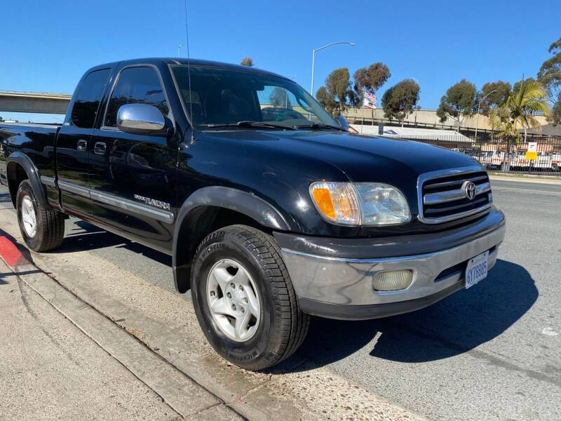 2002 Toyota Tundra for sale at Beyer Enterprise in San Ysidro CA