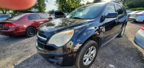 2011 Chevrolet Equinox for sale at JacksonvilleMotorMall.com in Jacksonville FL