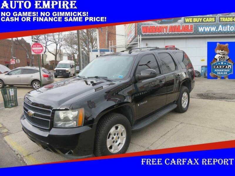 2009 Chevrolet Tahoe for sale at Auto Empire in Brooklyn NY
