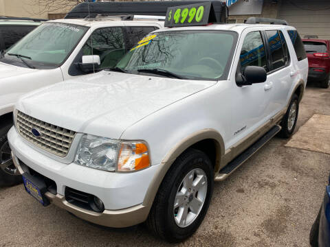 2005 Ford Explorer for sale at 5 Stars Auto Service and Sales in Chicago IL