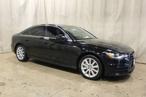 2012 Audi A6 for sale at Autoland Outlets Of Byron in Byron IL