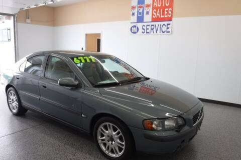 2002 Volvo S60 for sale at 777 Auto Sales and Service in Tacoma WA