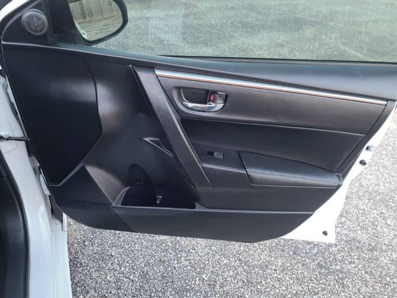 2015 Toyota Corolla S Premium 4dr Sedan - Houston TX