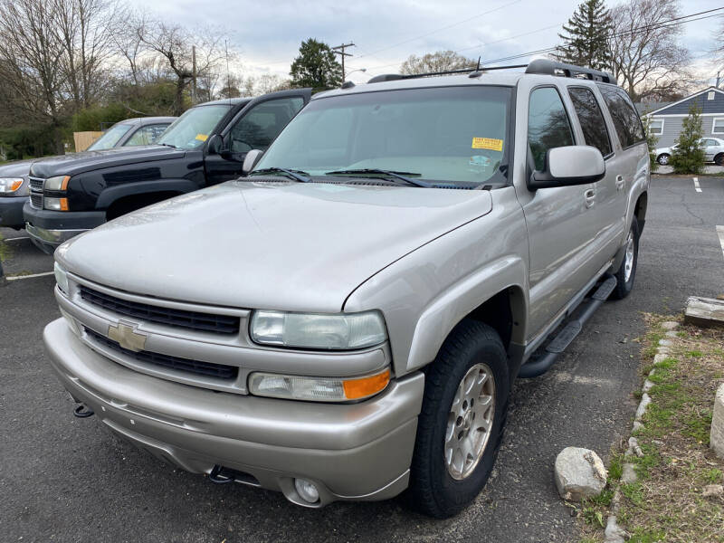 2004 Chevrolet Suburban for sale at Triple M Motors in Point Pleasant NJ