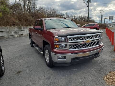 2015 Chevrolet Silverado 1500 for sale at K B Motors Inc in Reading PA