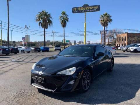 2013 Scion FR-S for sale at A MOTORS SALES AND FINANCE in San Antonio TX