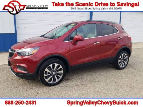 2021 Buick Encore for sale at Spring Valley Chevrolet Buick in Spring Valley MN