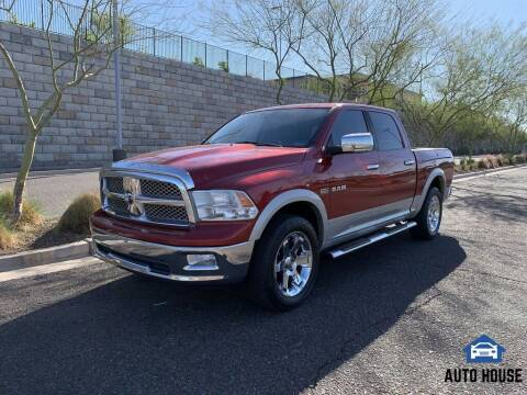 2009 Dodge Ram Pickup 1500 for sale at AUTO HOUSE TEMPE in Tempe AZ