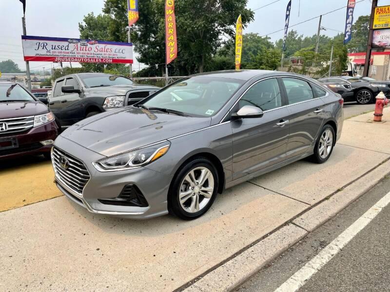 2018 Hyundai Sonata for sale at JR Used Auto Sales in North Bergen NJ