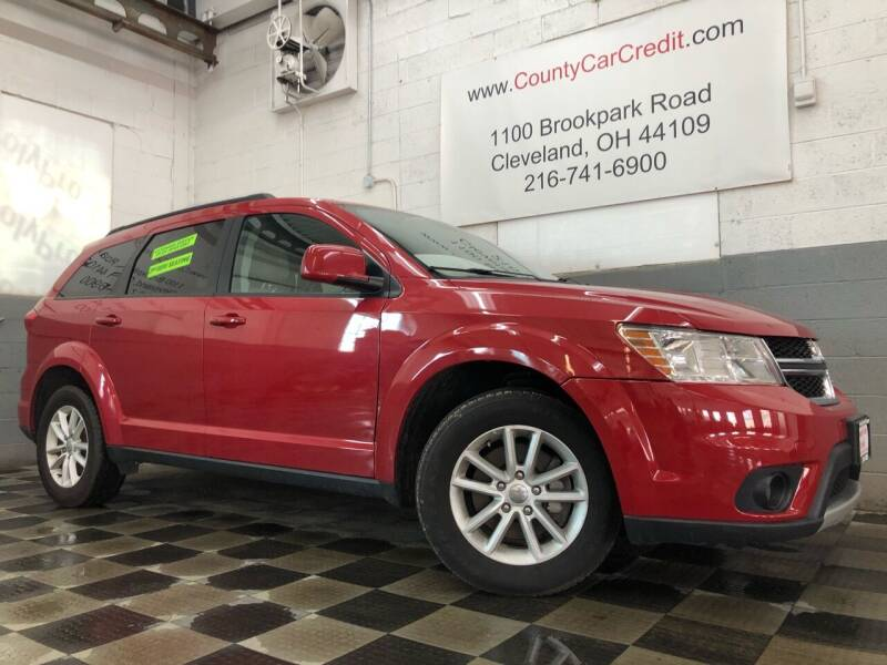 2015 Dodge Journey for sale at County Car Credit in Cleveland OH