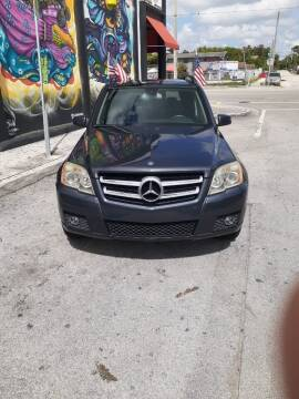 2010 Mercedes-Benz GLK for sale at Rosa's Auto Sales in Miami FL